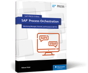 Cover of SAP Process Orchestration: Monitoring Messages, Channels, and Processes in SAP PO