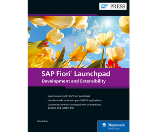 Cover von SAP Fiori Launchpad