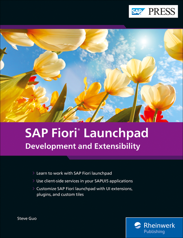 SAP Fiori Launchpad - Development and Extensibility