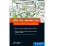 Cover of SAP: An Introduction