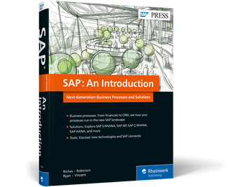 Cover von SAP: An Introduction