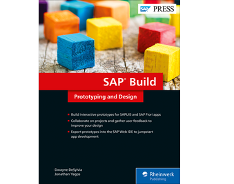 Cover von SAP Build