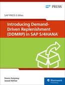 Cover von Introducing Demand-Drive Replenishment (DDMRP) in SAP S/4HANA