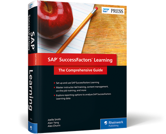 Cover of SAP SuccessFactors Learning