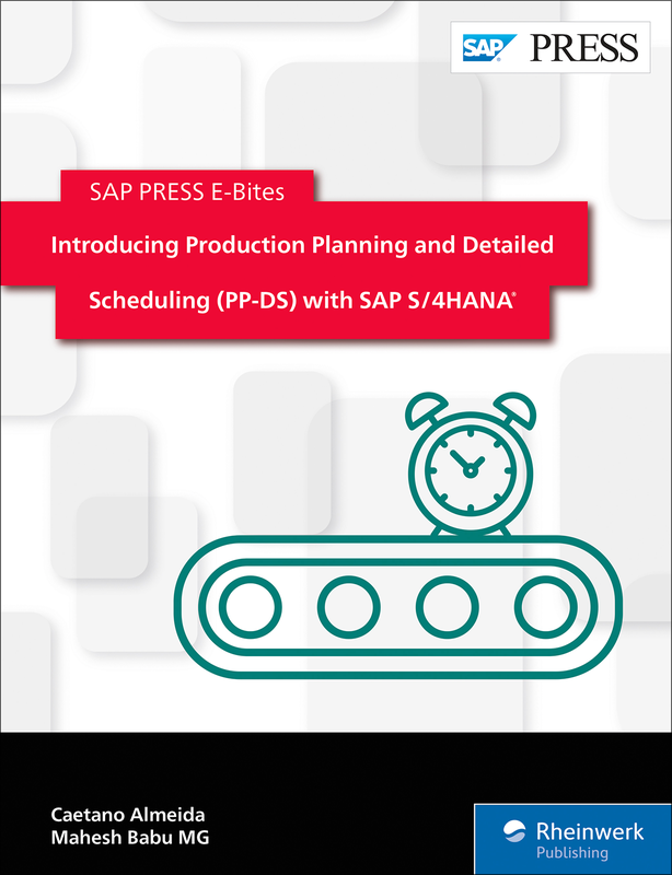 Introducing Production Planning and Detailed Scheduling (PP-DS) with SAP  S/4HANA
