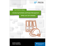 Cover of Introducing Portfolio and Project Management (PPM) with SAP S/4HANA