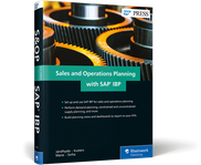 Cover von Sales and Operations Planning with SAP IBP