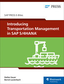 Cover of Introducing Transportation Management in SAP S/4HANA