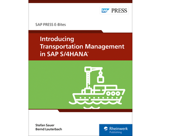 Cover von Introducing Transportation Management in SAP S/4HANA