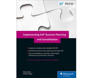 Cover von Implementing SAP Business Planning and Consolidation