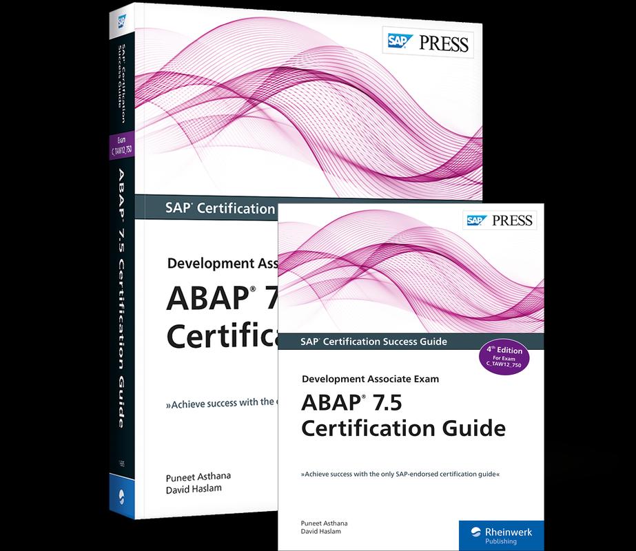 ABAP 7 5 Certification Guide - Development Associate Exam
