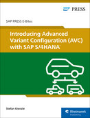 Cover of Introducing Advanced Variant Configuration (AVC) with SAP S/4HANA