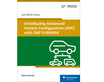 Cover von Introducing Advanced Variant Configuration (AVC) with SAP S/4HANA