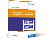 Cover of Configuring and Executing an Inventory Plan with SAP IBP
