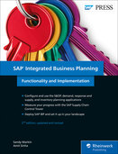 Cover of SAP Integrated Business Planning