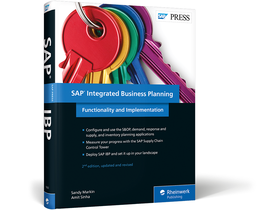 SAP Integrated Business Planning - Functionality and Implementation