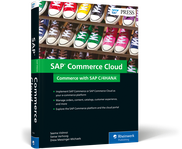 Cover von SAP Commerce Cloud: Commerce with SAP C/4HANA