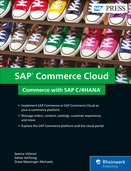 Cover von SAP Hybris Commerce
