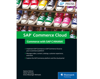 Cover of SAP Hybris Commerce