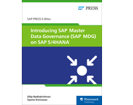 Cover von Introducing SAP Master Data Governance (SAP MDG) on SAP S/4HANA