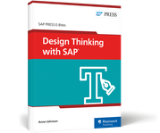 Cover von Design Thinking with SAP