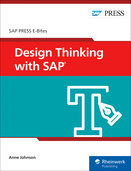 Cover of Design Thinking with SAP