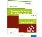 Cover von Introducing the Material Ledger in SAP S/4HANA