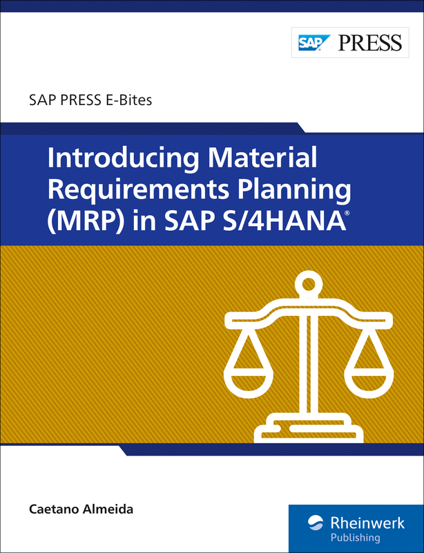 Introducing Material Requirements Planning (MRP) in SAP S/4HANA
