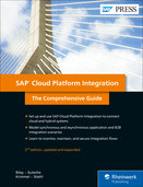 Cover von SAP Cloud Platform Integration