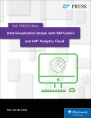 Cover of Data Visualization Design with SAP Lumira and SAP Analytics Cloud