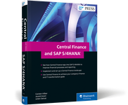 Cover von Central Finance and SAP S/4HANA