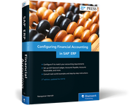 Cover of Configuring Financial Accounting in SAP ERP
