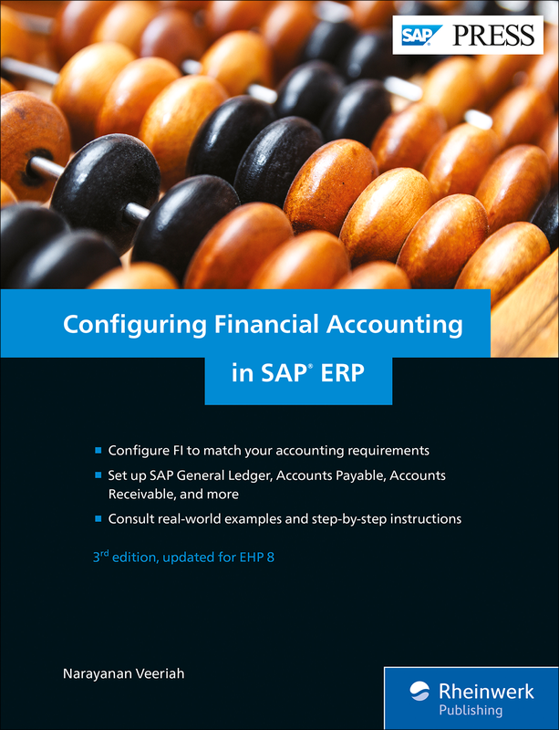 Configuring Financial Accounting in SAP ERP