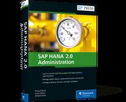 Cover of SAP HANA 2.0 Administration