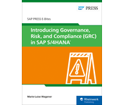 Cover of Introducing Governance, Risk, and Compliance (GRC) in SAP S/4HANA