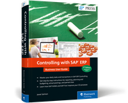 Cover of Controlling with SAP ERP: Business User Guide