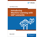 Cover of Introducing Machine Learning with SAP Leonardo