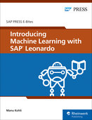 Cover von Introducing Machine Learning with SAP Leonardo