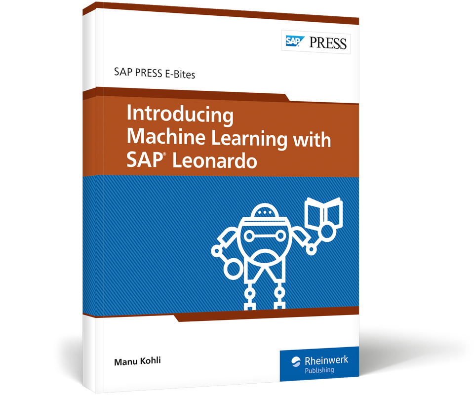 Introducing Machine Learning with SAP Leonardo