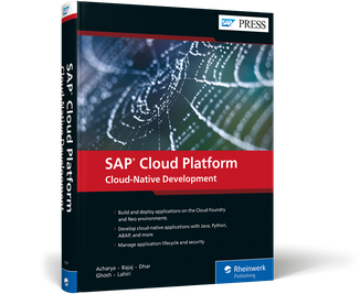 Cover of SAP Cloud Platform: Cloud-Native Development