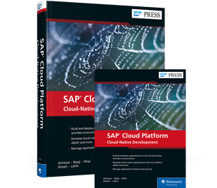 Cover von SAP Cloud Platform: Cloud-Native Development