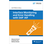 Cover of Interface Monitoring and Error Handling with SAP AIF