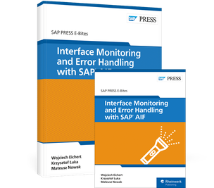 Cover von Interface Monitoring and Error Handling with SAP AIF