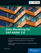 Cover von Data Modeling for SAP HANA 2.0