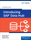 Cover von Introducing SAP Data Hub