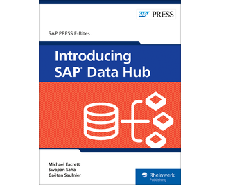Cover of Introducing SAP Data Hub