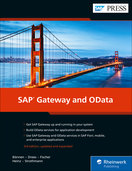Cover of SAP Gateway and OData