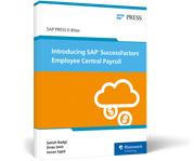 Cover of Introducing SAP SuccessFactors Employee Central Payroll