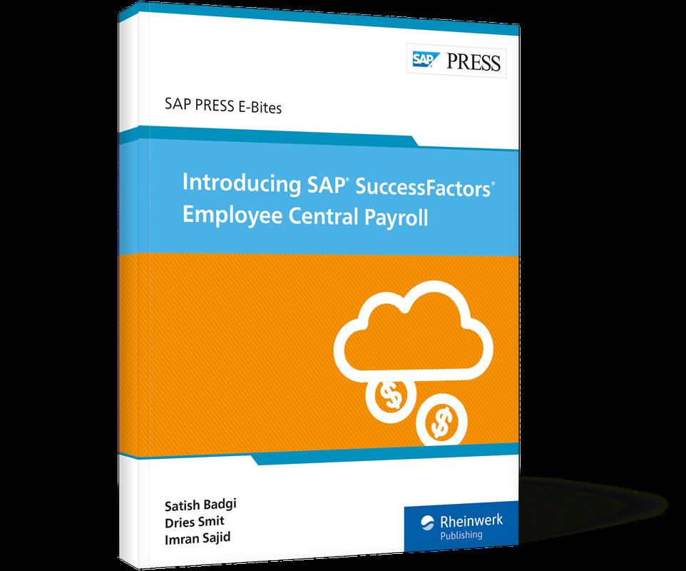 SAP SuccessFactors Employee Central Payroll brochure