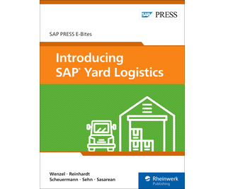 Cover of Introducing SAP Yard Logistics